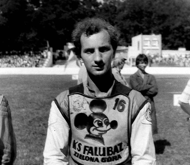 Henryk Olszak był jednym z najwybitniejszych żużlowców Falubazu Zielona Góra.