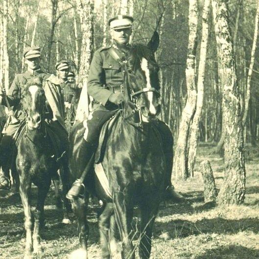 Kazimierz Szosland był żołnierzem 2. Pułku Ułanów Grochowieckich im. gen. Józefa Dwernickiego