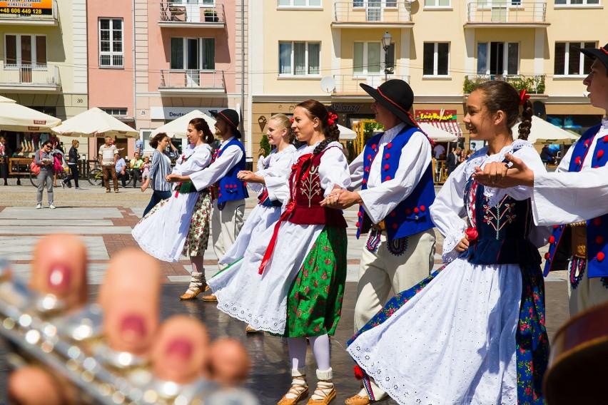 Koncerty zaplanowano jak zwykle na Rynku Kościuszki w Białymstoku.