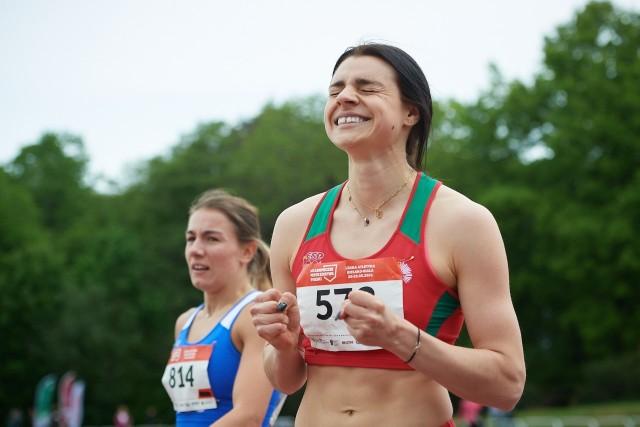 Białostoczanka Magdalena Gola była gwiazdą mistrzostw w Bielsku-Białej