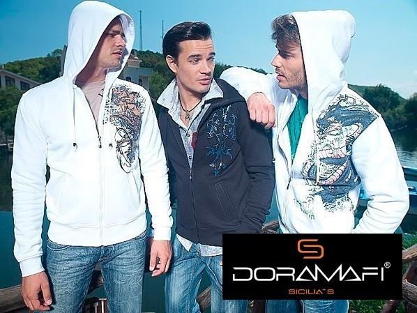 Sklep z odzieżą męską Domarafi zostanie otwarty w Noweh Galerii Echo. Fot. Domarafi