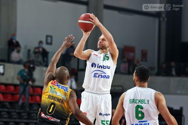 Koszykarze Enei Zastalu BC Zielona Góra wygrali pierwszy finałowy mecz Energa Basket Ligi.