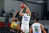 Koszykarze Enei Zastalu BC Zielona Góra od zwycięstwa rozpoczęli batalię o tytuł mistrza Polski