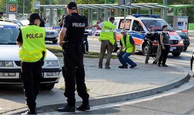 Do strzelaniny przy ul. Świeradowskiej doszło w połowie sierpnia 2012