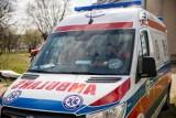 Pijany kierowca został pojmany przez załogę karetki pogotowia pod Wągrowcem