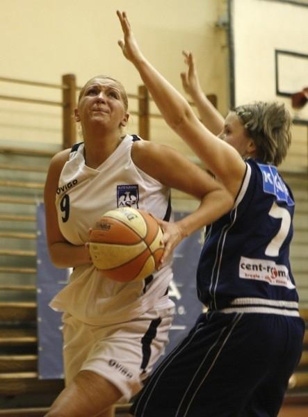 Karolina Łodygowska zanotowała w Piasecznie swój strzelecki rekord sezonu.