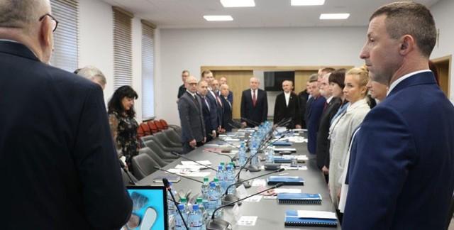 Nowa rada miasta Nowa Sól złożyła ślubowanie