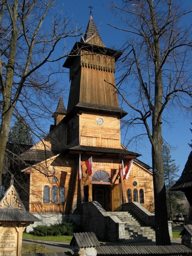 Kościół parafialny w Kościelisku został zamknięty dla wiernych. Księża są w kwarantannie