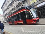 Poznaniacy zaskoczeni. Takiego tramwaju jeszcze nie widzieli. Modertrans testuje pierwszą bimbę dla Tramwajów Śląskich