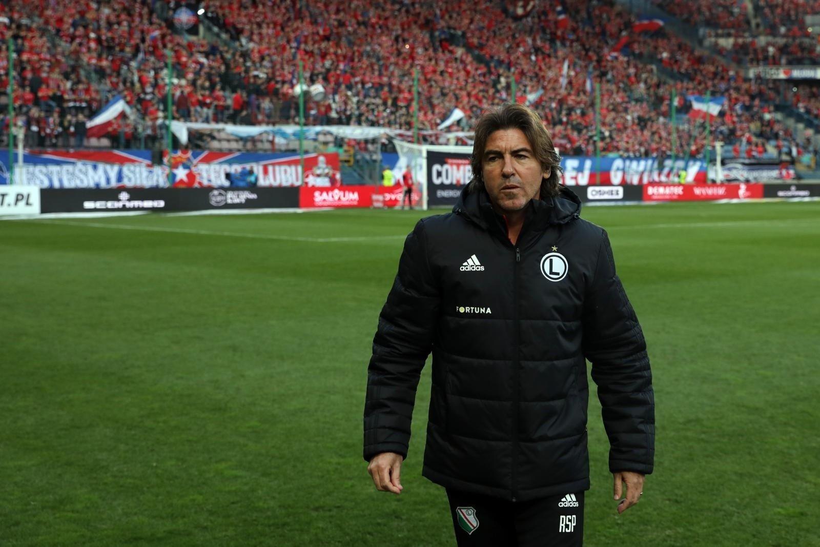 a311f7c7b Legia Warszawa poinformowała o zmianie trenera. Gdy wie już o tym ...