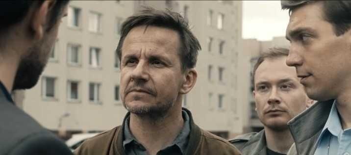"""Główną rolę w """"Noami"""" odtwarza Barłomiej Topa - popularny aktor filmowy, pochodzący z Nowego Targu"""