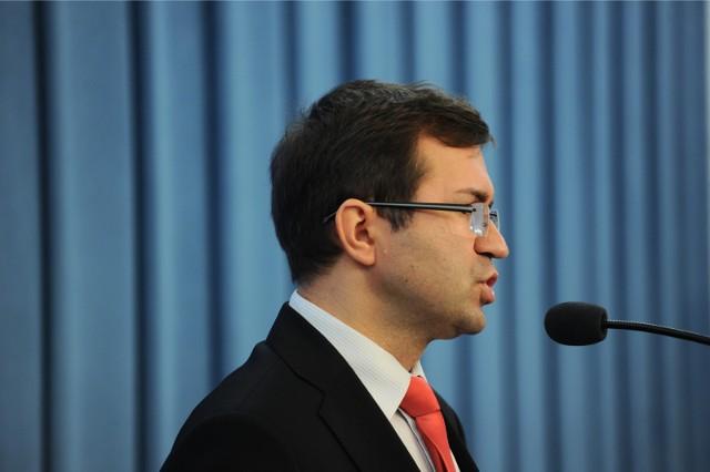 17.12.2014 warszawaPoseł PiS zawieszony w prawach członka partii. Wydał oświadczenie