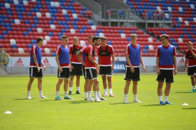 Piłkarze Górnika Zabrze dziś przeprowadzą pierwszy wspólny trening
