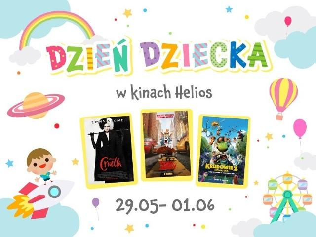 29,30 maja oraz 1 czerwca na dzieci czekać będą niepowtarzalne wrażenia w ramach pełnego premier, zabawy, konkursów oraz animacji filmowego weekendu