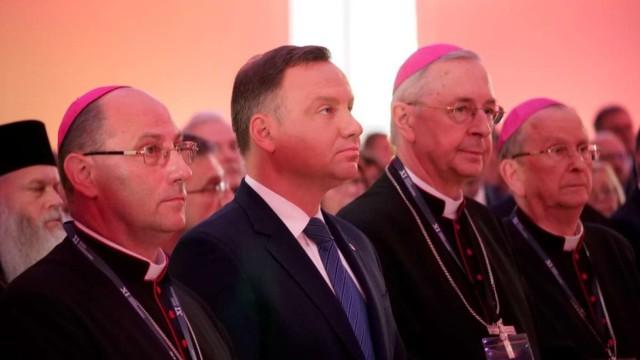 W Zjeździe Gnieźnieńskim bierze udział około tysiąca gości z 14 krajów.