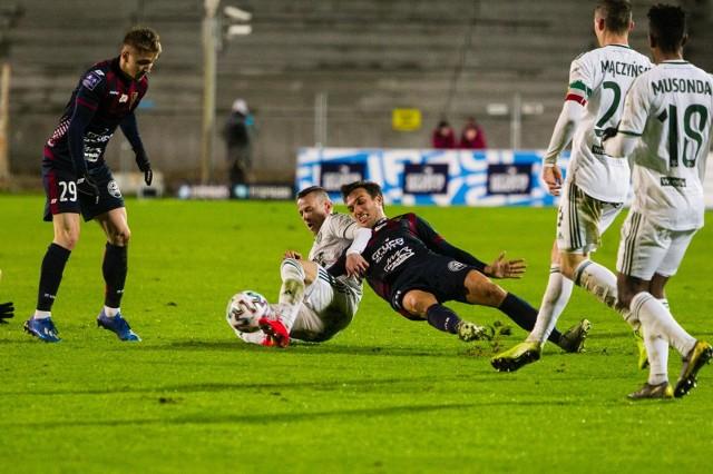 W sezonie 2019/20 między Śląskiem a Pogonią padły dwa remisy.