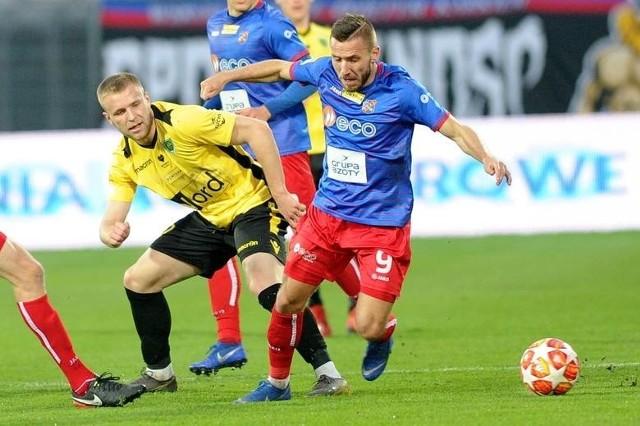 Piłkarze Odry muszą się zrehabilitować po sobotnim meczu.