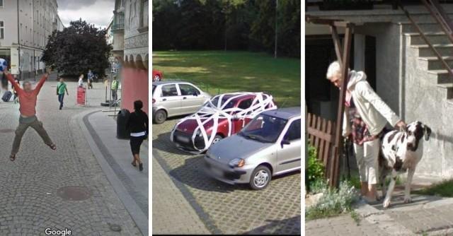 Jesteście ciekawi jak Polska i Polacy wyglądają na Google Street View? Może uda Wam się odnaleźć siebie lub swoich znajomych na tych nietypowych fotografiach.
