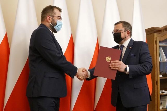Zmiana na stanowisku Głównego Lekarza Weterynarii. Stanowisko obejmuje Mirosław Welz.