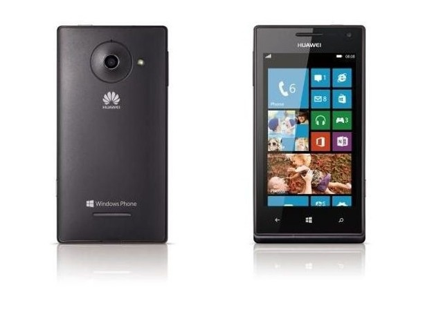Huawei Ascend W1Huawei Ascend W1: Pierwszy z Windows 8