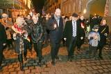 Marsz Wzajemnego Szacunku przeszedł przez miasto. Wrocławianie upamiętnili rocznicę Nocy Kryształowej