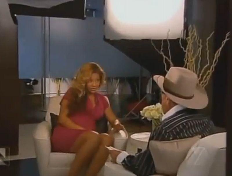 Brzuszek Beyonce