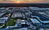 Pod Wrocławiem kończy się budowa największej w Europie akumulatorów