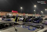 Na zlot Illegal Night Częstochowa na parkingu pod Auchan przyjechało ponad 700 samochodów. Policja karała mandatami