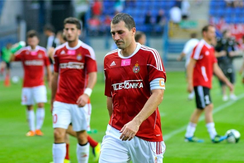 Radosław Sobolewski występował w Wiśle przez ponad osiem lat. Teraz został asystentem trenera Wdowczyka
