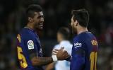 Barcelona zdominowała Deportivo. Messi odebrał Złotego Buta