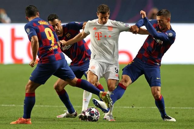 Liga Mistrzów: FC Barcelona - Bayern Monachium LIVE STREAM ONLINE. Gdzie oglądać mecz na żywo? Transmisja w TV i internecie