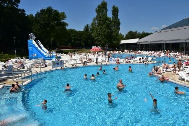 Gdyby udało się wykorzystać wody termalne, zewnętrzne baseny Aquaparku Fala mogłyby funkcjonować cały rok.