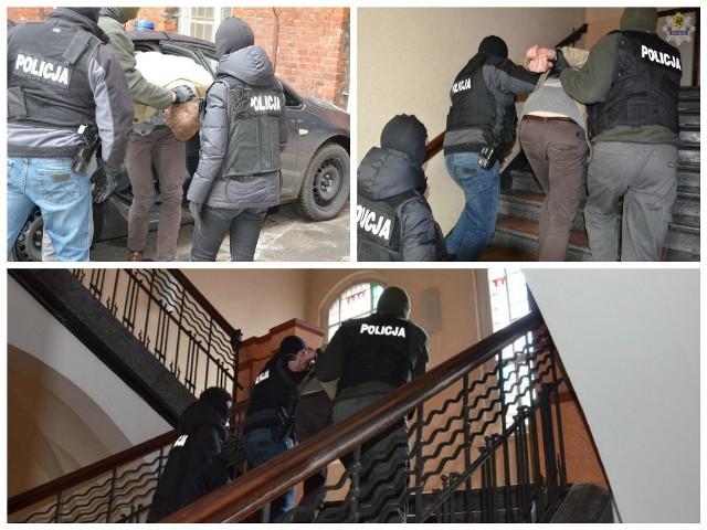 W Starogardzie Gdańskim policjanci z gdańskiej komendy wojewódzkiej zatrzymali 23-latka, który 27 stycznia ukradł pieniądze z chojnickiego oddziału Alior Banku