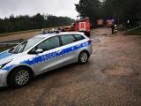 Tragiczny wypadek w gminie Polanów. Mężczyzna utonął w kanale