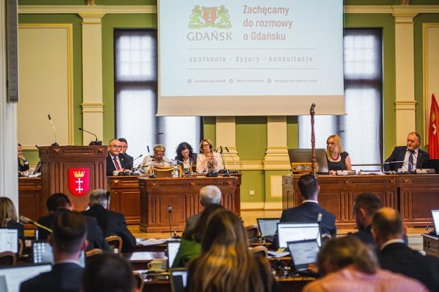 XXI sesja rady miasta Gdańsk 27 czerwca 2019