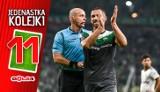 Lechia gra najładniej? Jedenastka 10. kolejki PKO Ekstraklasy według GOL24 [GALERIA]
