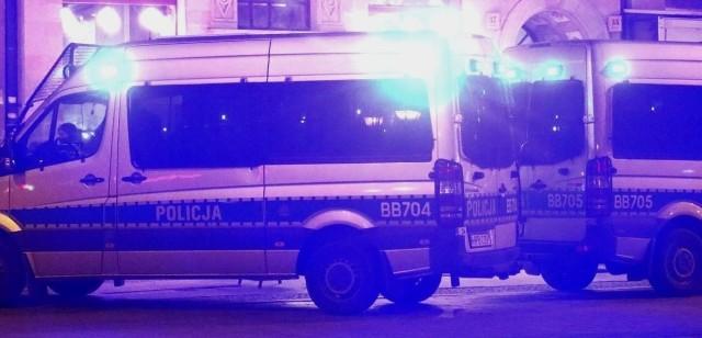 Policja zatrzymała 41-letniego mężczyznę, który może mieć związek ze śmiertelnym pobiciem 33-letniego mieszkańca Poznania