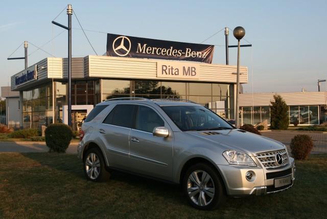 Auta Mercedes-Benz można już kupić w nowo otwartym salonie przy alei Solidarności.