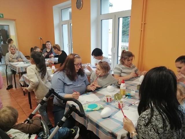 Rodzinne spotkania w SP w Słosinku
