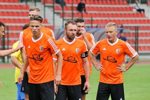 Ruch Zdzieszowice wygrał 2-0.