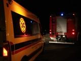 Wypadek między Świebodzinem a Trzcielem. Bus uderzył w tył audi. Jedna osoba poszkodowana