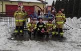 """Strażacy z Grębowa mają wielkie serce i zbierają do niego nakrętki na cel charytatywny. Każdy powinien dorzucić swoje """"zbiory"""""""