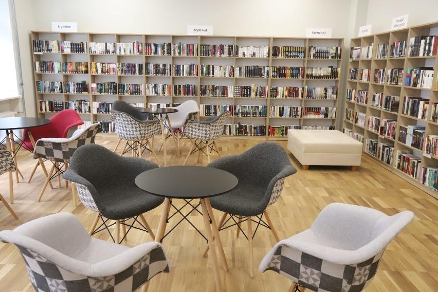 Biblioteka Miejska w Łodzi działa od stycznia 2018 roku....