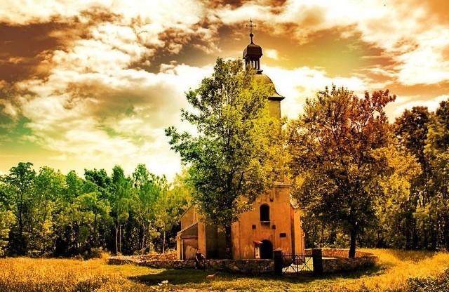 Złodzieje próbowali obrabować kościół św. Doroty w Będzinie Grodźcu