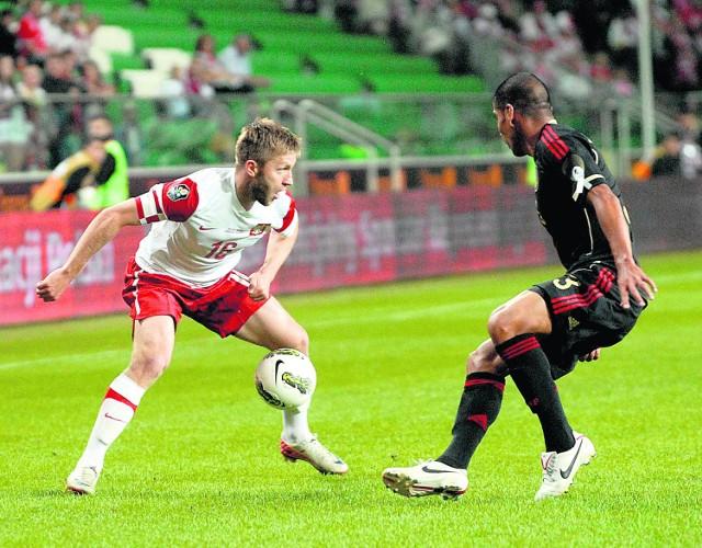 Pomocnik Borussii Dortmund Jakub Błaszczykowski doznał kontuzji. Mamy nadzieję, że to nic poważnego.