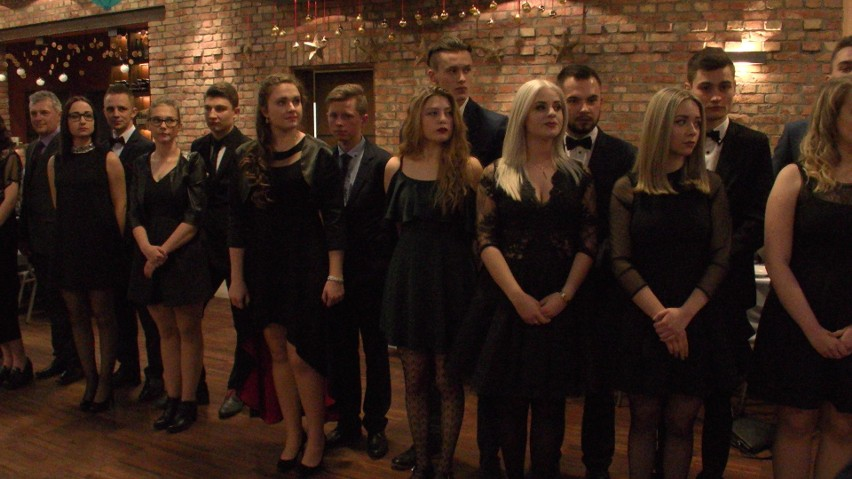 Studniówka 2017: Bal XIV LO w klubie Angello