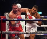 Anthony Joshua obronił pasy mistrza świata, porażki Mariusza Wacha i Nikodema Jeżewskiego w Londynie [WIDEO]