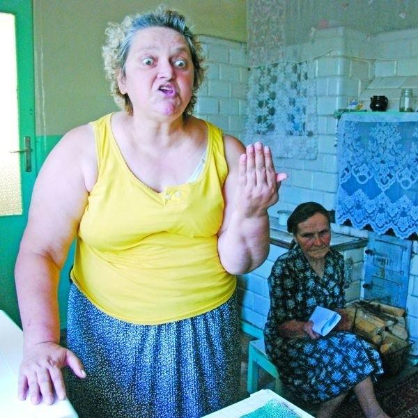 Mieszkanki Nowosad były załamane zmianą operatora i tym, że dały się oszukać młodemu mężczyźnie. Po naszej publikacji Mirosław G. stracił pracę.