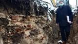 W Orli pracują archeolodzy. Odnaleźli fragmenty kamienicy Radziwiłłów, kafle i kości (ZDJĘCIA)