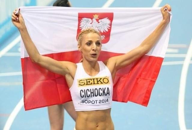 Angelika Cichocka z Taleksu Borysław Borzytuchom zdobyła w Polsce w mistrzostwach świata srebrny medal i tytuł wicemistrzyni globu.